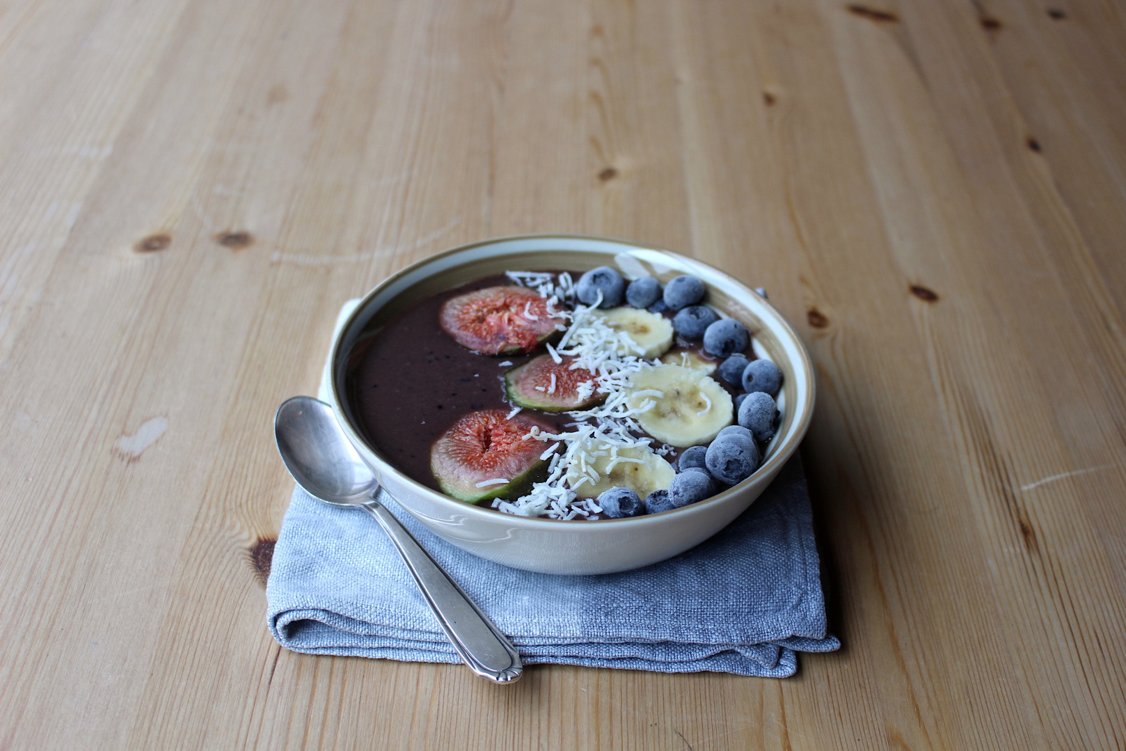 Banana Açai Smoothie Bowl